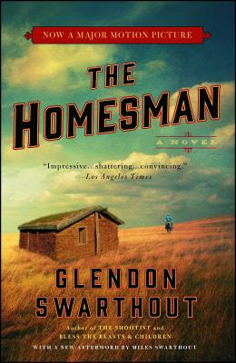 Cover for The Homesman