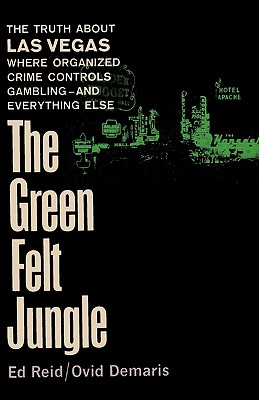 The Green Felt Jungle Cover Image