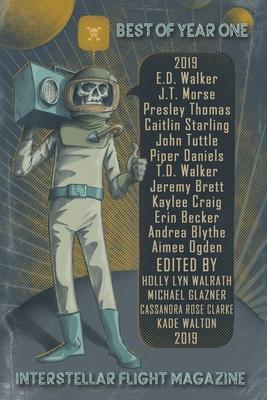 Cover for Interstellar Flight Magazine Best of Year One