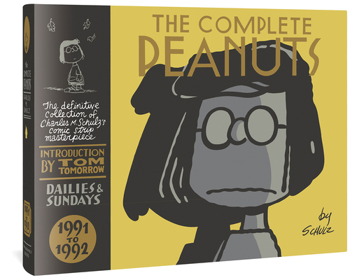 The Complete Peanuts Cover