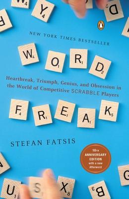 Cover for Word Freak