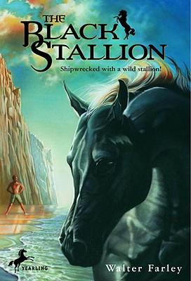 Cover for The Black Stallion (Black Stallion (Library) #1)