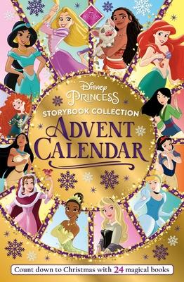 Disney Princess: Storybook Collection Advent Calendar 2021 Cover Image