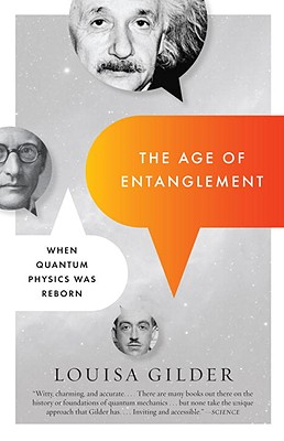The Age of Entanglement Cover