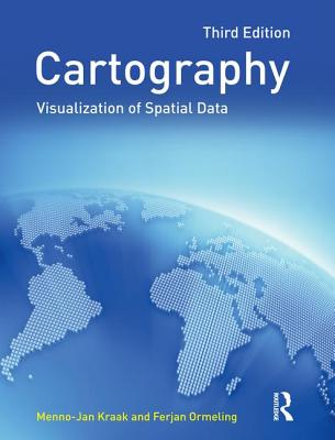 Cartography: Visualization of Spatial Data Cover Image