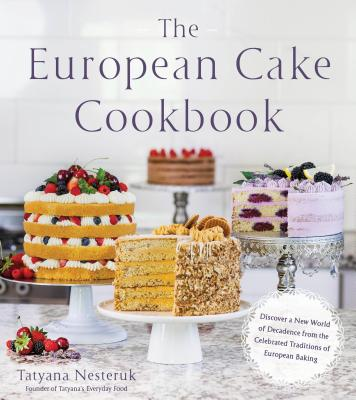 Cover for The European Cake Cookbook