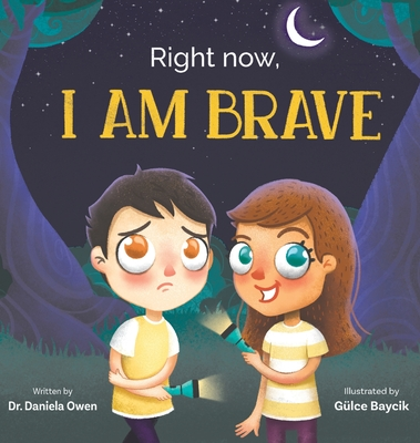 Right Now: I Am Brave Cover Image