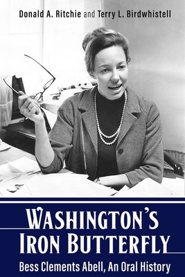 Cover for Washington's Iron Butterfly