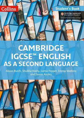 Cambridge IGCSE® English as a Second Language: Student Book (Cambridge International Examinations) Cover Image