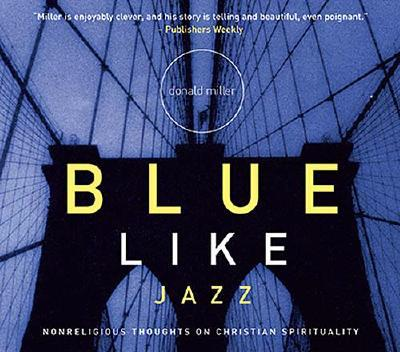 Blue Like Jazz Cover