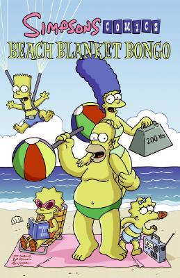 Simpsons Comics Beach Blanket Bongo Cover Image