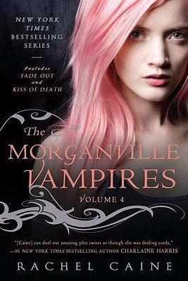 The Morganville Vampires, Volume 4 Cover Image