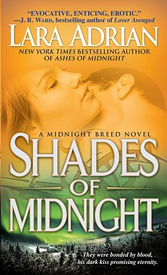 Shades of Midnight: A Midnight Breed Novel Cover Image
