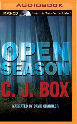 Open Season (Joe Pickett Novels #1) Cover Image