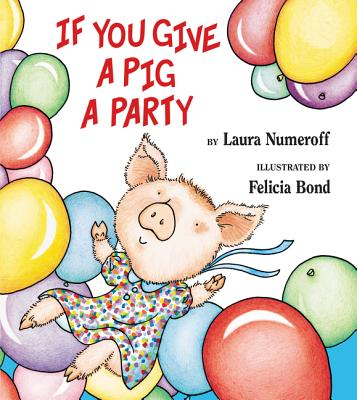 If You Give a Pig a Party Cover Image