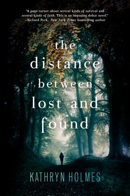 The Distance Between Lost and Found Cover