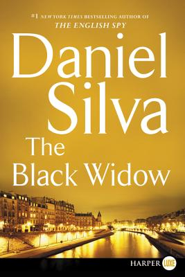 The Black Widow (Gabriel Allon #16) Cover Image