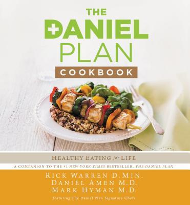 The Daniel Plan Cookbook Cover