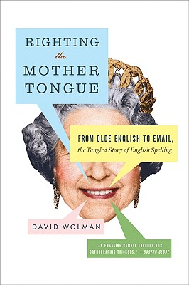 Righting the Mother Tongue Cover