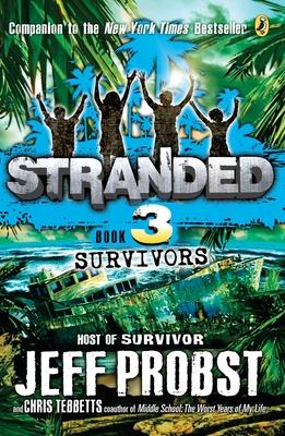 Survivors Stranded #3 Cover