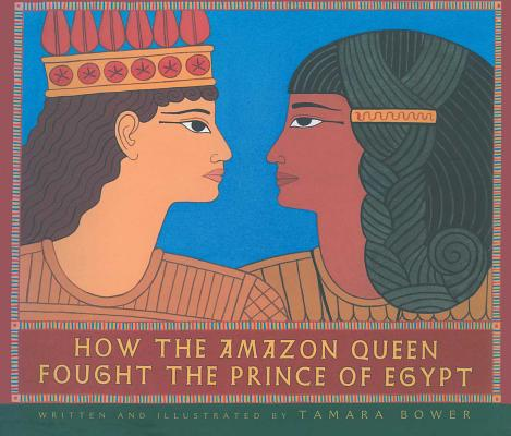 How the Amazon Queen Fought the Prince of Egypt Cover Image