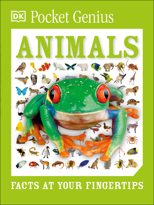 Pocket Genius: Animals: Facts at Your Fingertips Cover Image