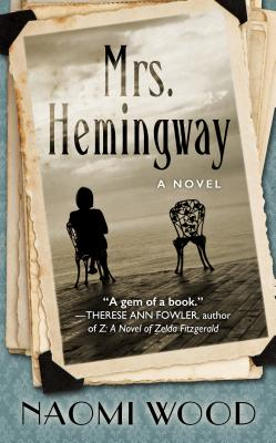 Mrs. Hemingway Cover Image