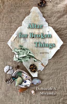 Altar for Broken Things Cover Image