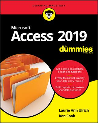 Access 2019 for Dummies Cover Image