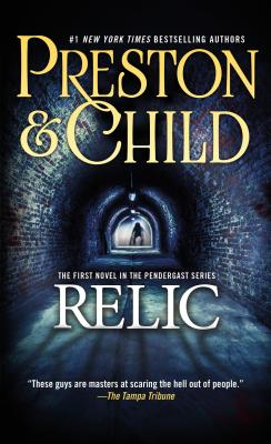 The Relic Cover