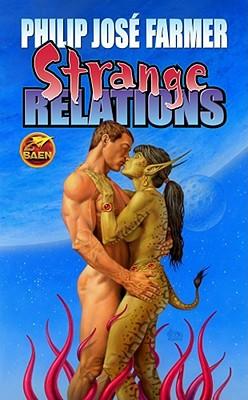 Cover for Strange Relations