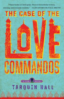 The Case of the Love Commandos Cover