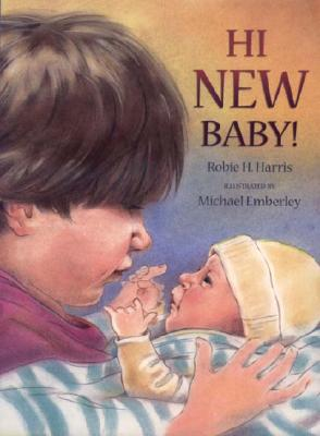 Cover for Hi New Baby!