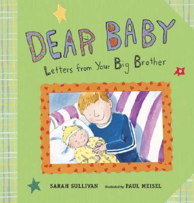 Dear Baby Cover