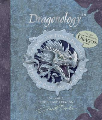 Dragonology Cover