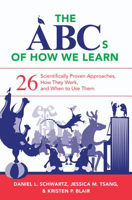 The ABCs of How We Learn: 26 Scientifically Proven Approaches, How They Work, and When to Use Them Cover Image