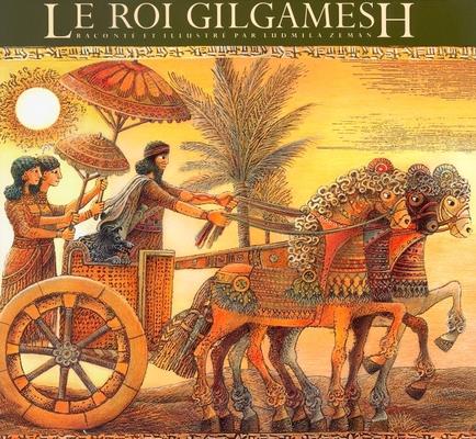 Le Roi Gilgamesh Cover