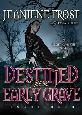 Destined for an Early Grave (Playaway Adult Fiction) Cover Image