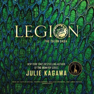 Legion Lib/E (Talon Saga #4) Cover Image