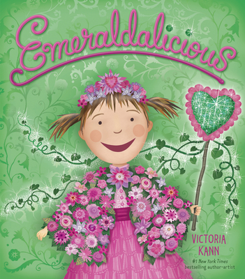 Emeraldalicious (Pinkalicious) Cover Image