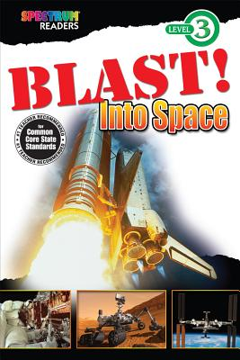 Blast! Into Space Cover Image
