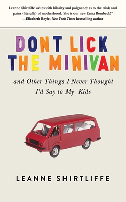 Cover for Don't Lick the Minivan