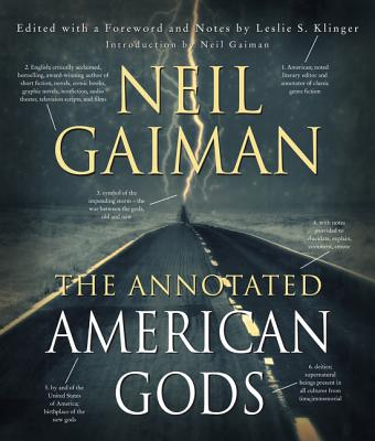 The Annotated American Gods Cover Image