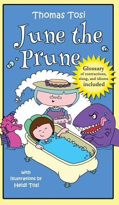 Cover for June the Prune