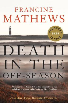 Death in the Off-Season (A Merry Folger Nantucket Mystery #1) Cover Image