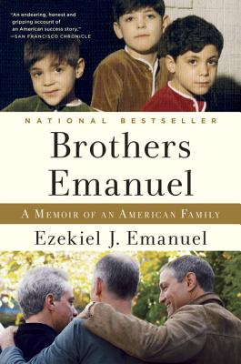 Brothers Emanuel: A Memoir of an American Family Cover Image