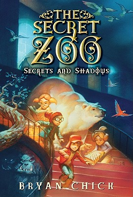 The Secret Zoo Cover