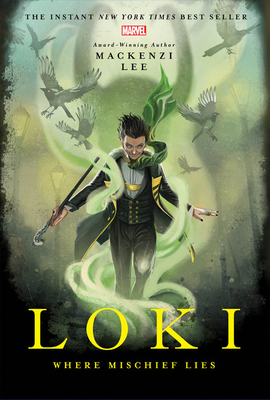 Loki: Where Mischief Lies Cover Image