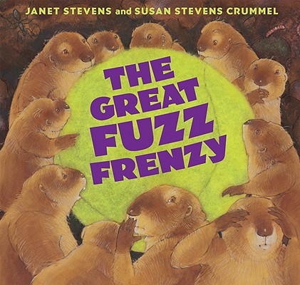 The Great Fuzz Frenzy Cover