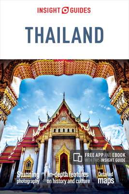 Insight Guides Thailand (Travel Guide with Free Ebook) Cover Image